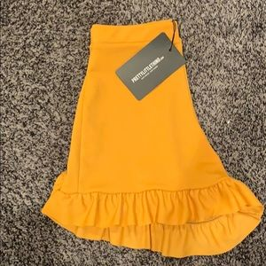 Pretty Little Thing Shorts Size 0